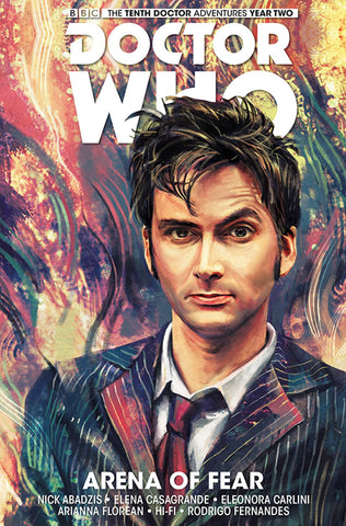 Doctor Who: 10th Doctor Volume 5: Arena of Fear