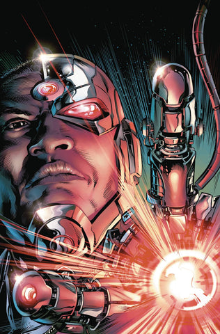 Cyborg Volume 1: The Imitation of Life