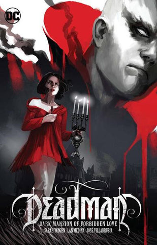 Deadman: Dark Mansion of Frobidden Love - Pre-Owned Graphic Novel