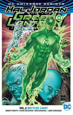 Hal Jordan and the Green Lantern Corps Volume 2: Bottled Light