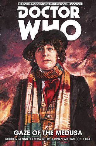Doctor Who 4th Doctor: Gaze of Death