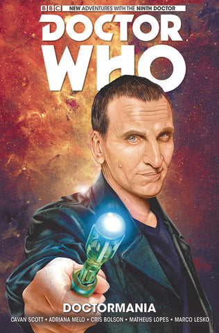 Doctor Who 9th Doctor Volume 2: Doctormania