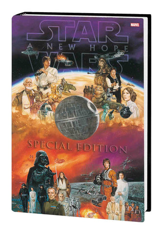 Star Wars IV: A New Hope - Special Edition HC