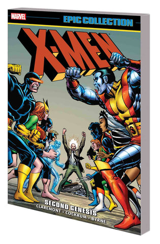 X-Men Epic Collection Volume 5: Second Genesis