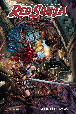 Red Sonja: Worlds Away Volume 1