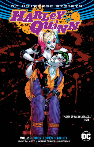 Harley Quinn Volume 2: Joker Loves Harley