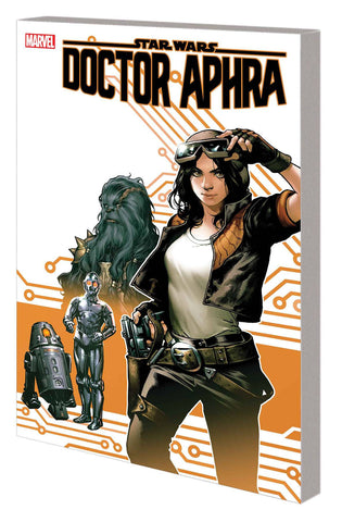 Star Wars Doctor Aphra Volume 1: Aphra