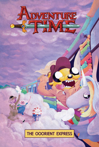 Adventure Time Volume 10: The Oorient Express