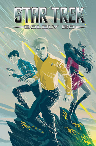 Star Trek Boldly Go Volume 1
