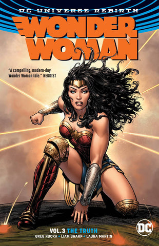 Wonder Woman Volume 3: The Truth