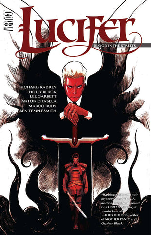 Lucifer Volume 3: Blood in the Streets
