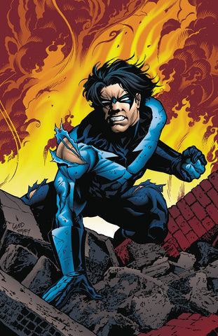Nightwing Volume 6: To Serve and Protect