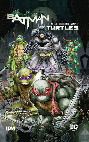 Batman/Teenage Mutant Ninja Turtles Volume 1