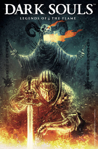 Dark Souls: Legends Of The Flame