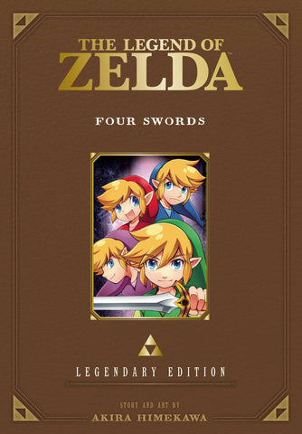 Legend of Zelda Legendary Edition Volume 5: Four Swords