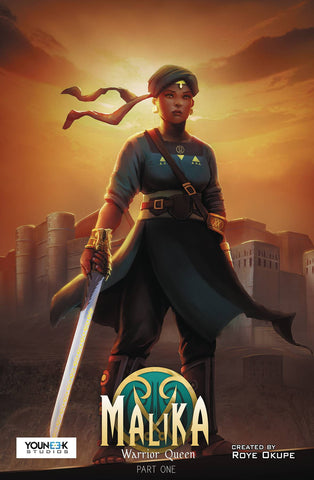 Malika: Warrior Queen Volume 1