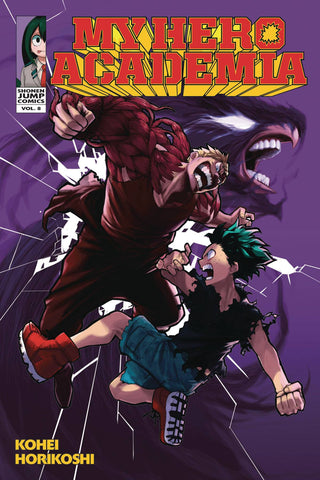 My Hero Academia Volume 9