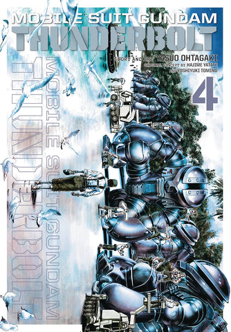 Mobile Suit Gundam: Thunderbolt Volume 4