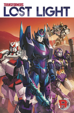 Transformers: Lost Light Volume 1