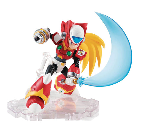 Mega Man X NXEDGE Figure: Zero
