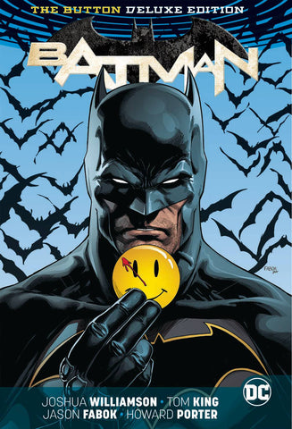 Batman/Flash: The Button Deluxe Edition HC