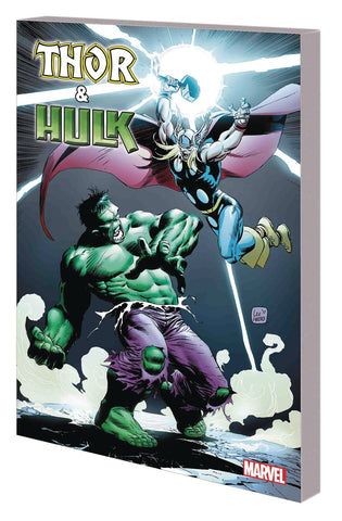 Thor and Hulk Digest