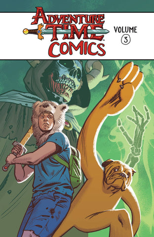 Adventure Time Comics Volume 3