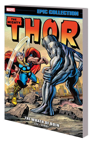 Thor Epic Collection Volume 3: Wrath of Odin
