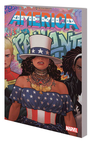 America Volume 1: The Life and Times of America Chavez