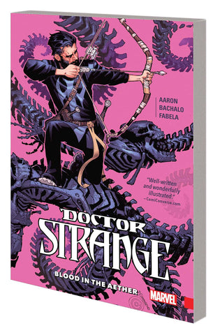 Doctor Strange Volume 3: Blood in the Aether