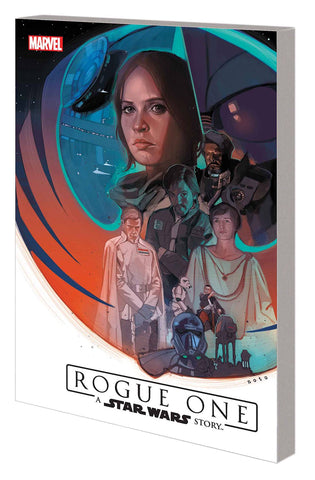 Star Wars Rogue One Adaptation