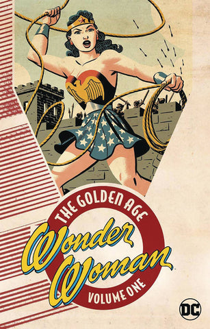 Wonder Woman: The Golden Age Volume 1