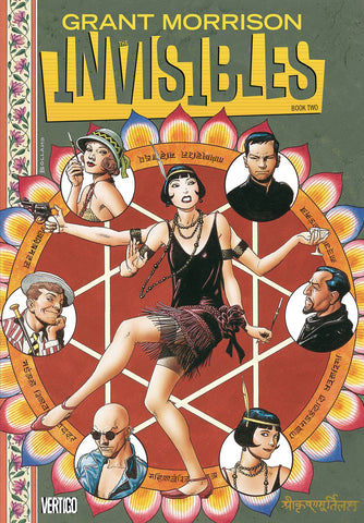 Invisibles Book 2