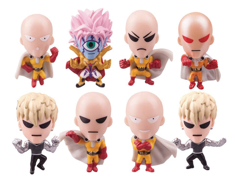 One Punch Man Buildable Figures - Blind Bag