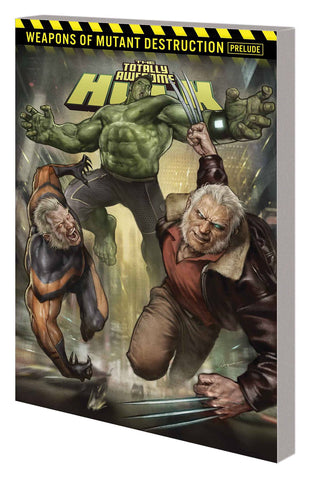 Totally Awesome Hulk Volume 4: My Best Friends Are Monsters