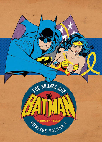 Batman: The Brave and the Bold Bronze Age Omnibus Volume 1