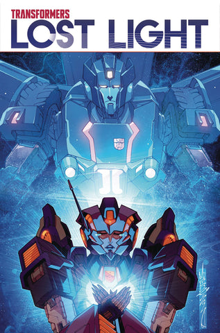 Transformers: Lost Light Volume 2