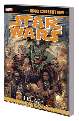 Star Wars Legends Epic Collection Volume 2: Legacy