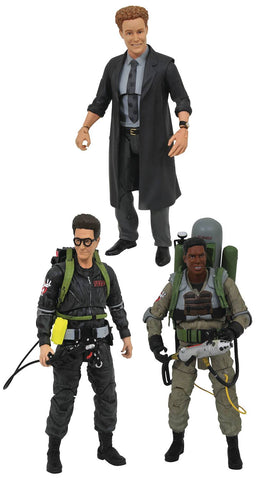 Ghostbusters 2 Select Figures - Wave 7