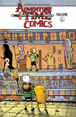 Adventure Time Comics Volume 4