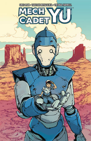 Mech Cadet Yu Volume 1: Discover Now