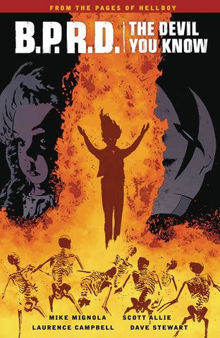BPRD: The Devil You Know Volume 1