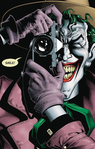 Absolute Batman: The Killing Joke HC