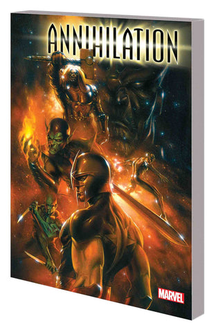 Annihilation: Complete Collection Volume 1
