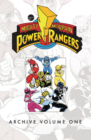 Mighty Morphin Power Rangers Archive Volume 1