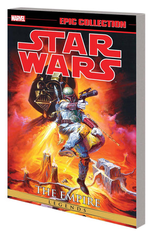 Star Wars Legends Epic Collection: Empire Volume 4