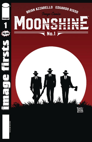 Image Firsts: Moonshine #1