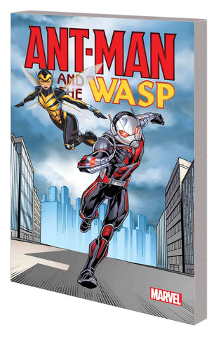 Ant-Man and Wasp Adventures Digest