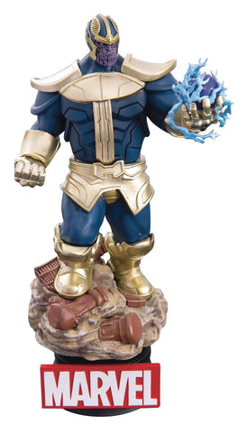 D-Stage 014: Infinity War Thanos (Previews Exclusive)