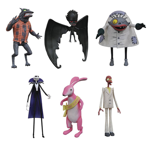 Nightmare Before Christmas Select Series 5